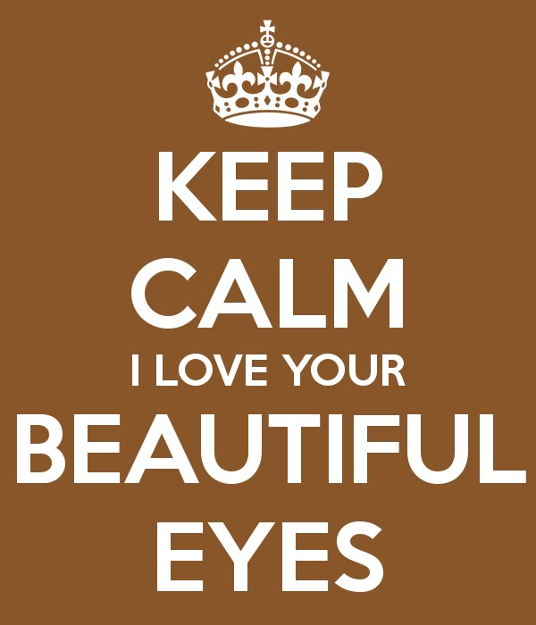 Your Beautiful Eyes Quote 2 Picture Quote #1