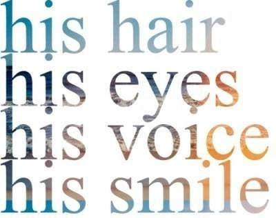 His Beautiful Eyes Quote 1 Picture Quote #1