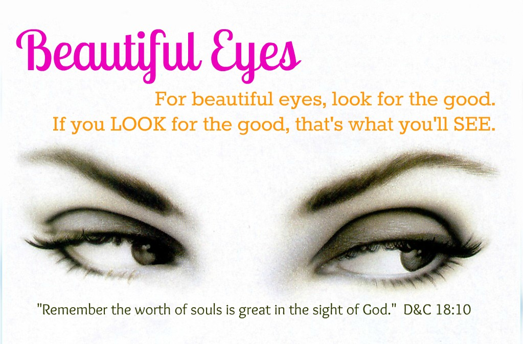 Beautiful Eyes Quote 11 Picture Quote #1