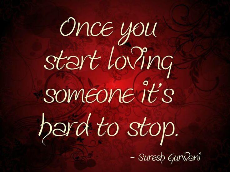 Loving Someone Quote 1 Picture Quote #1