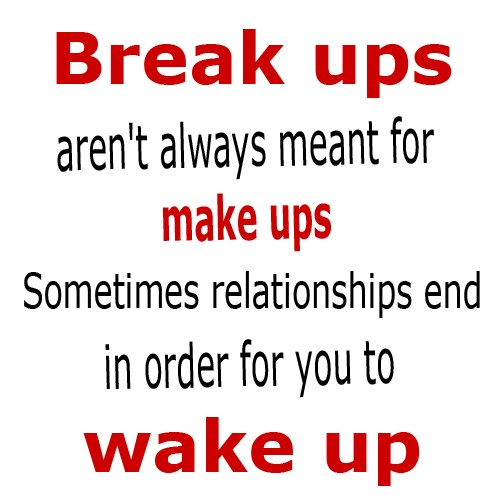 Funny Break Up Quote For Guys 2 Picture Quote #1
