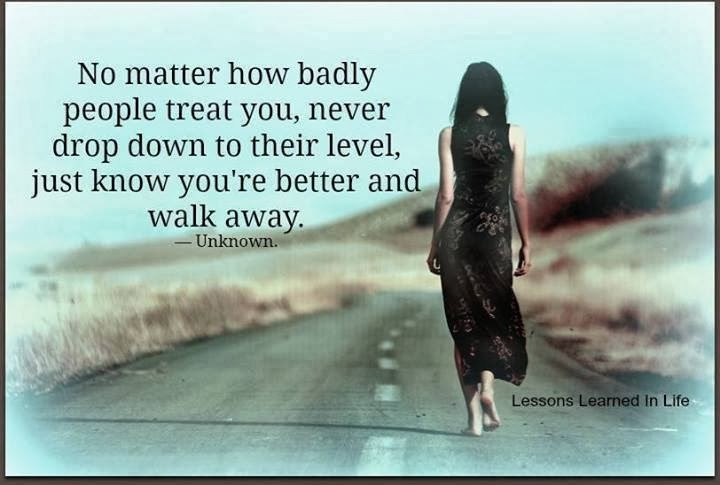 Walking Away Quote 3 Picture Quote #1