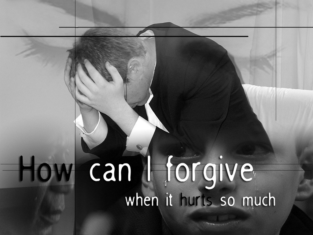 Hard To Forgive Quote 1 Picture Quote #1