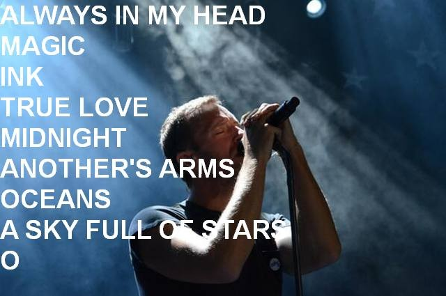 Coldplay Quote 2 Picture Quote #1