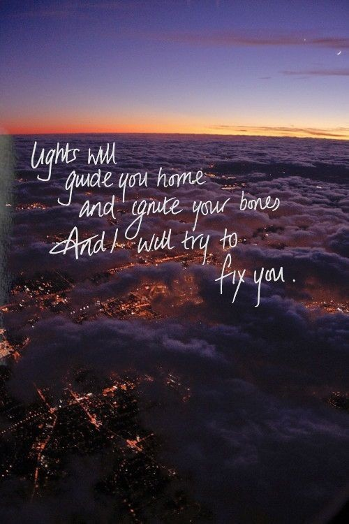 Coldplay Quote 6 Picture Quote #1