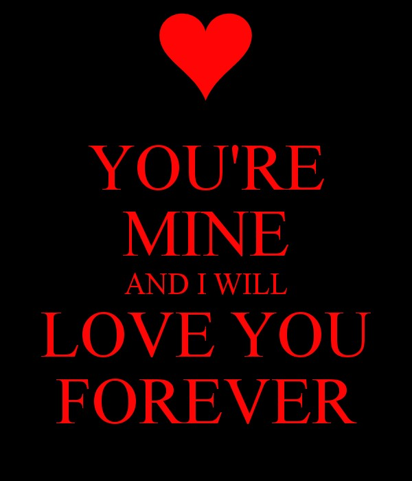 Forever Love Quotes And Sayings: I Love You Forever Quotes & Sayings