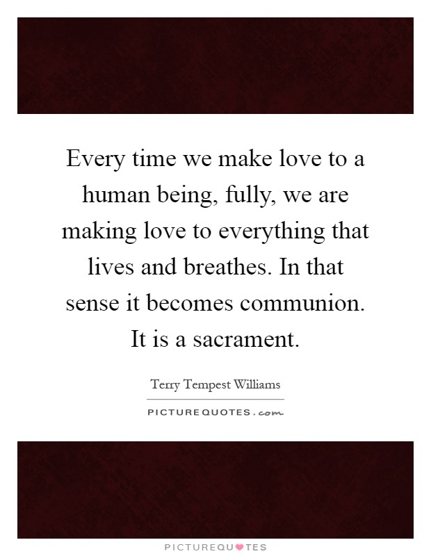 Terry Tempest Williams Quotes & Sayings (105 Quotations