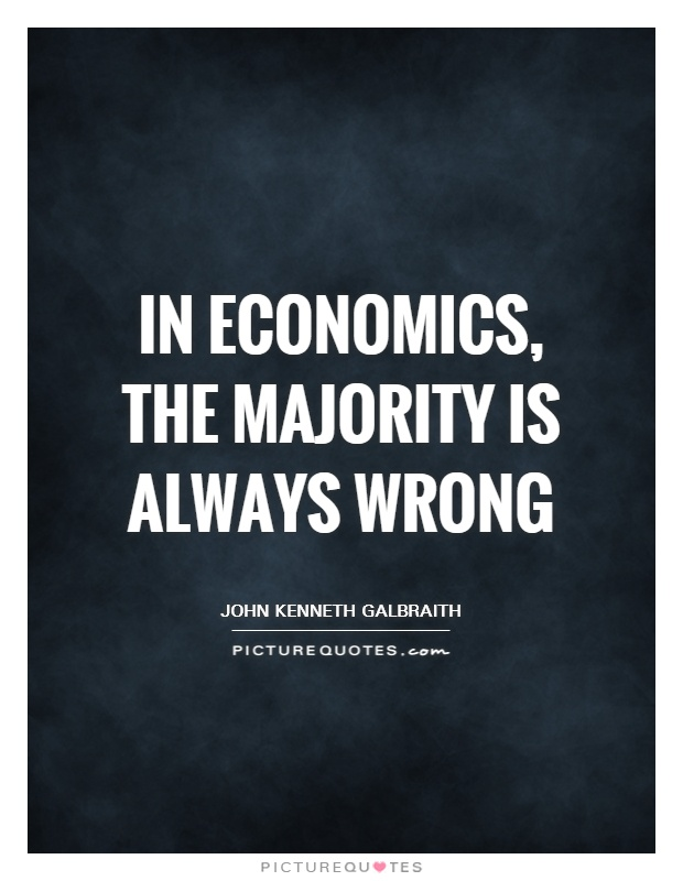 Image result for economic quote