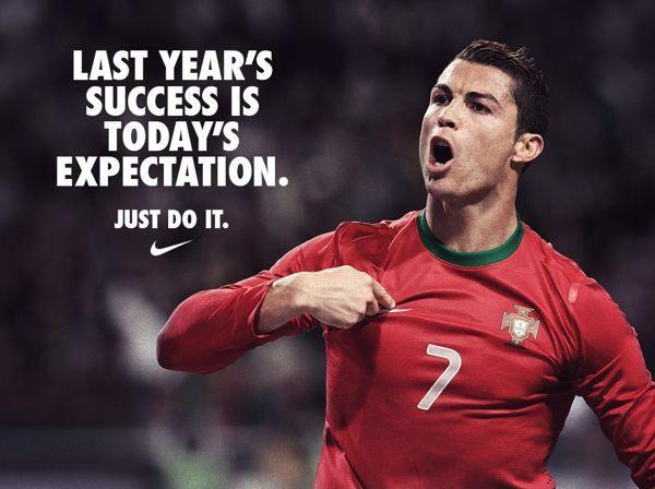 Last year's success is today's expectation Picture Quote #1