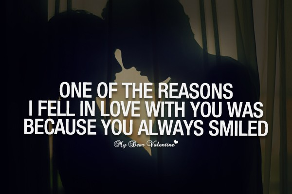 5 Reasons Why I Love You Quotes : Why I Love You Quotes & Sayings Why I Love You Picture Quotes