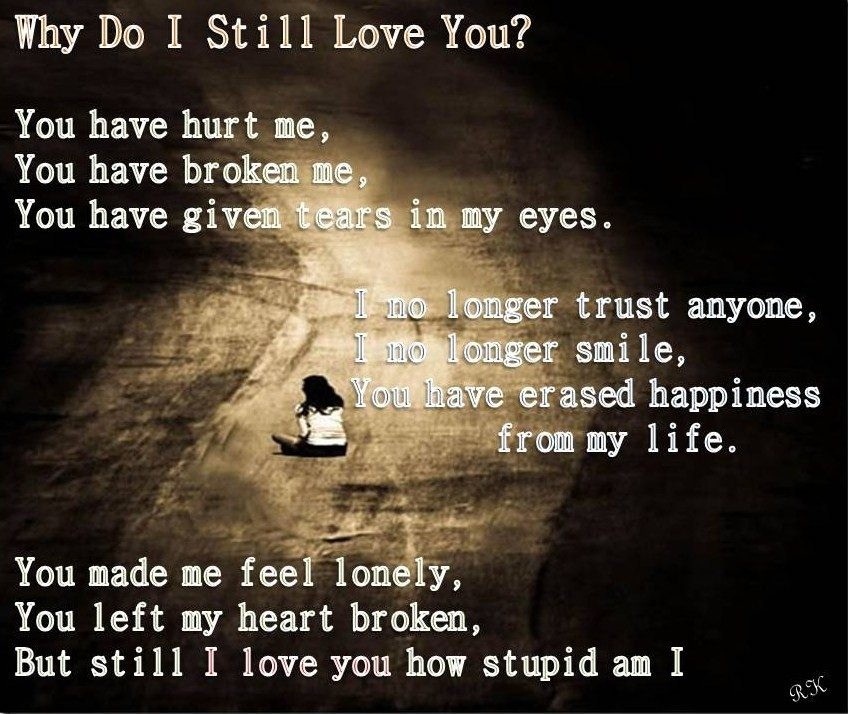 Why I Love You Quote 1 Picture Quote #1