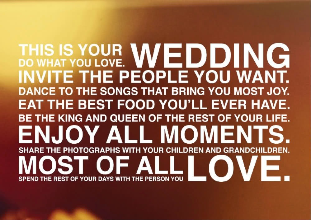 Wedding Toast Quote 2 Picture Quote #1