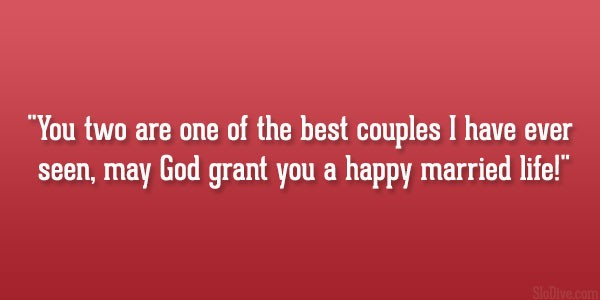 Happy Marriage Wishes Quote 1 Picture Quote #1