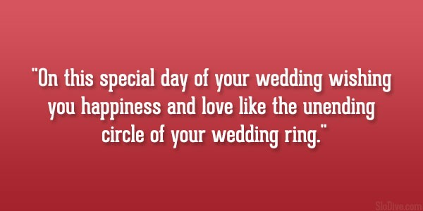 Marriage Wishes Quote 1 Picture Quote #1