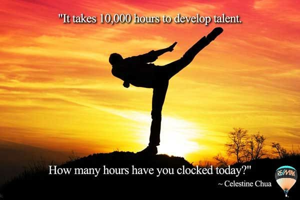 Talent Quote 1 Picture Quote #1