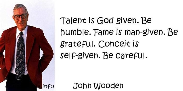 Talent Quote 4 Picture Quote #1
