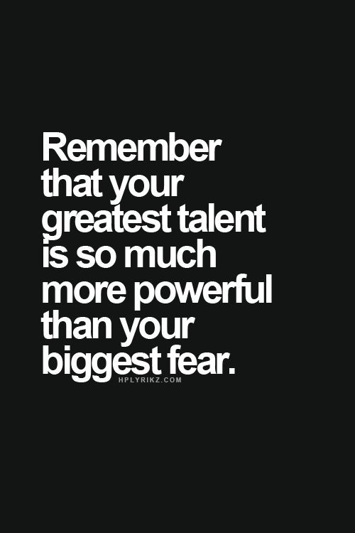 Talent Quote 7 Picture Quote #1