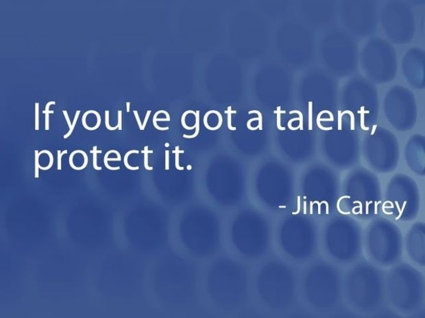 Talent Quote 8 Picture Quote #1