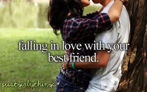 Best Friend Love Quote 1 Picture Quote #1
