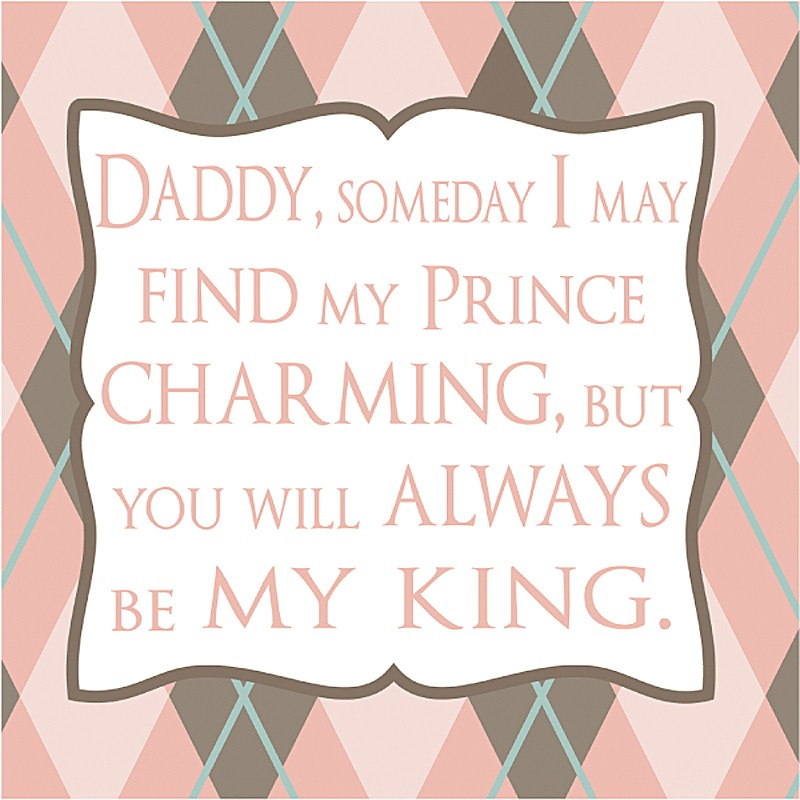 You are my prince charming