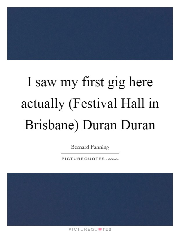 First date quotes in Brisbane