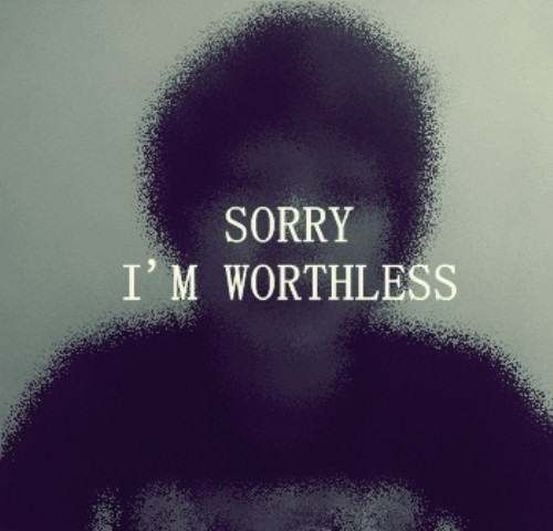 Im Worthless Quote 1 Picture Quote #1