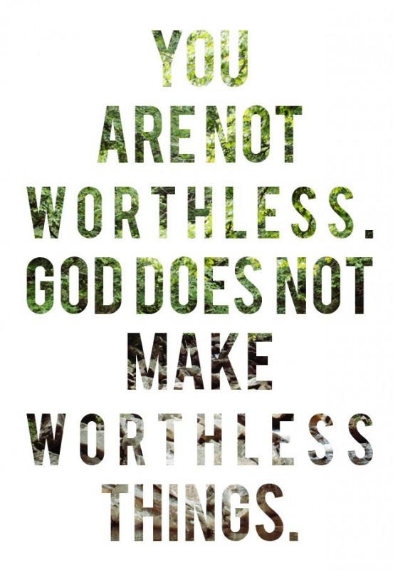 Worthless Quote 8 Picture Quote #1