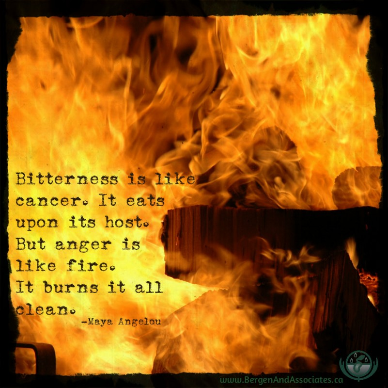 Bitterness Quote 3 Picture Quote #1