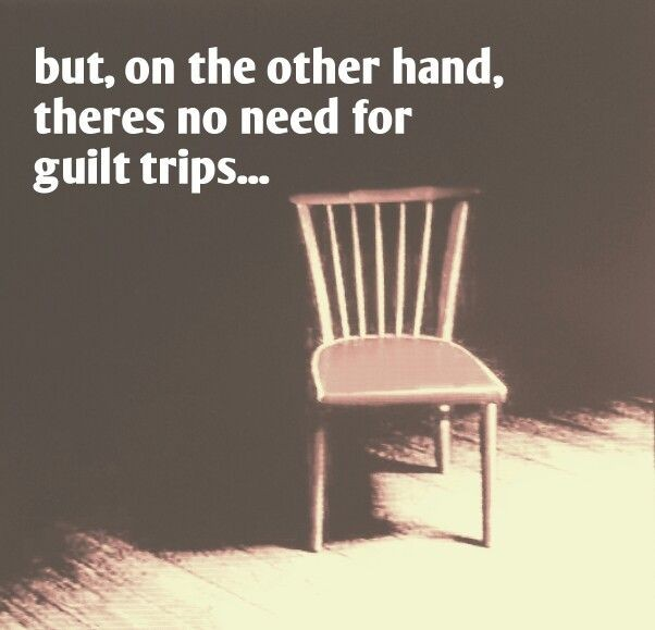 Guilt Quote 4 Picture Quote #1