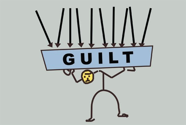 Feelings Of Guilt Quote 1 Picture Quote #1