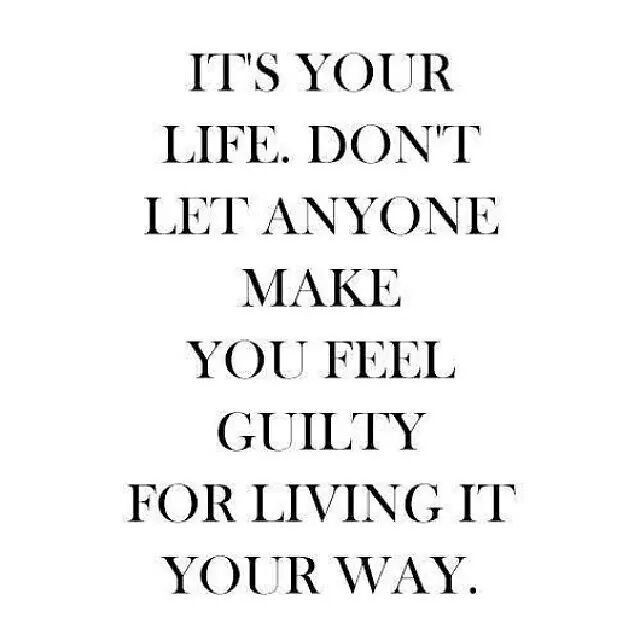 Guilt Quote 5 Picture Quote #1