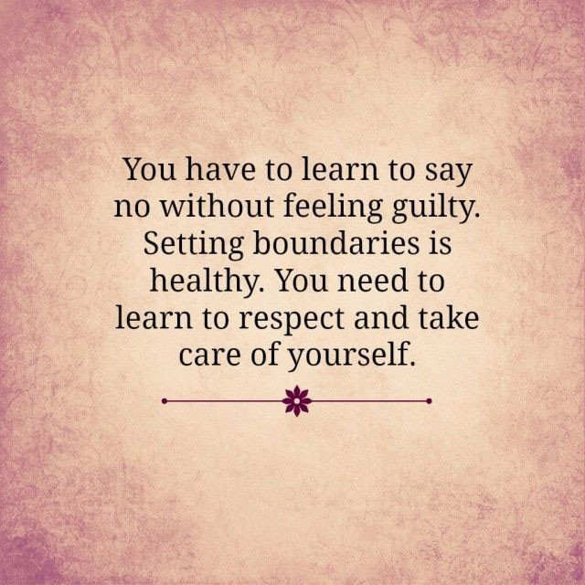No Guilt Quote 1 Picture Quote #1