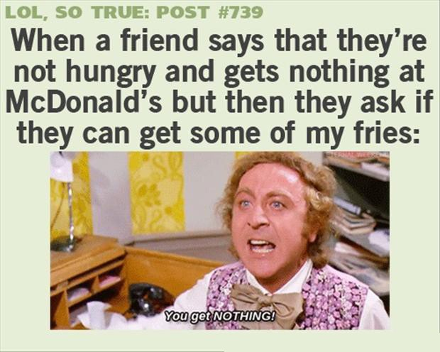 Funny Quote About Friendship 1 Picture Quote #1