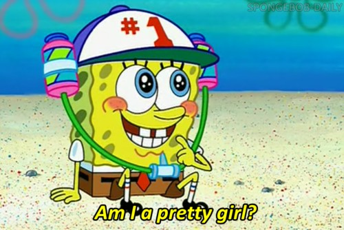 Spongebob Quote 9 Picture Quote #1