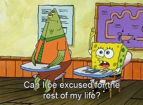 Spongebob Quote 45 Picture Quote #1