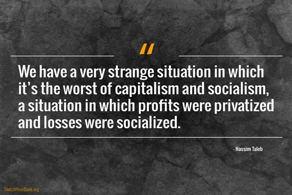 Capitalism Quote 2 Picture Quote #1