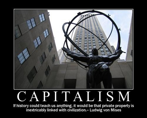 Capitalism Quote 4 Picture Quote #1