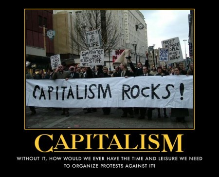 Pro Capitalism Quote 1 Picture Quote #1