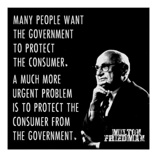 Milton Friedman On Capitalism Quote 2 Picture Quote #1