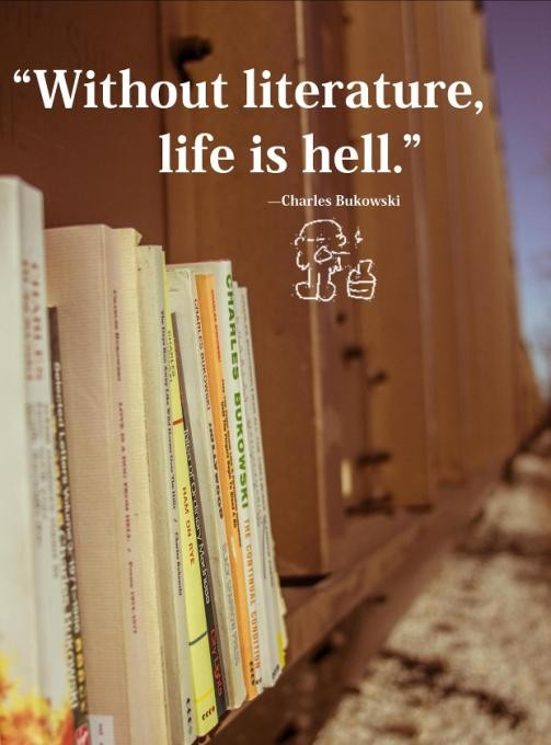 Literature Quote 1 Picture Quote #1