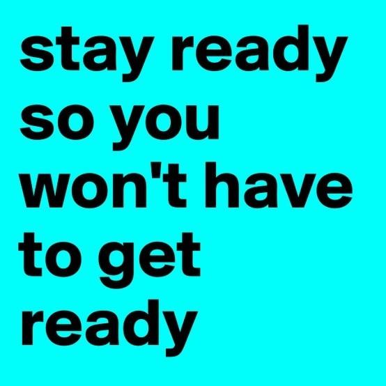 Preparation Quote 2 Picture Quote #1