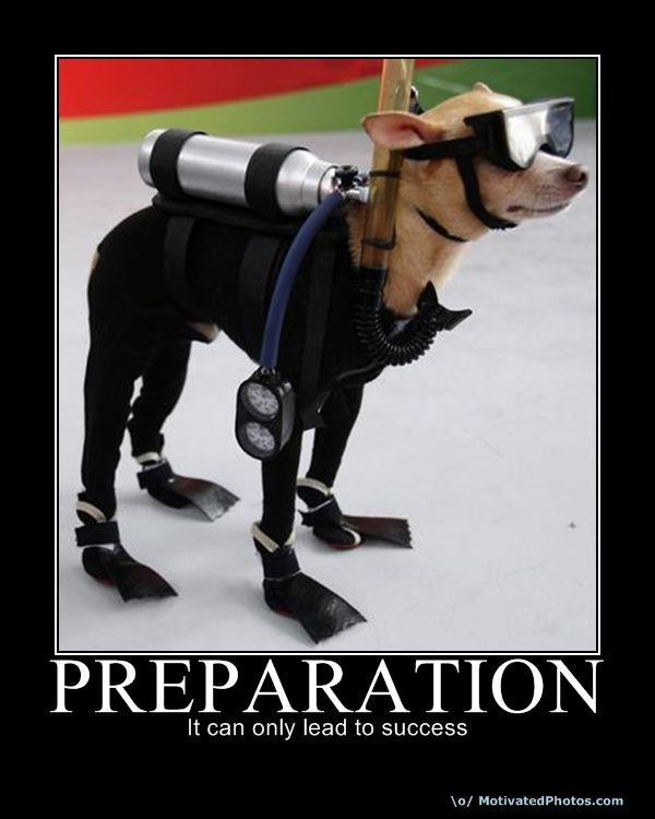 Preparation Quote 5 Picture Quote #1