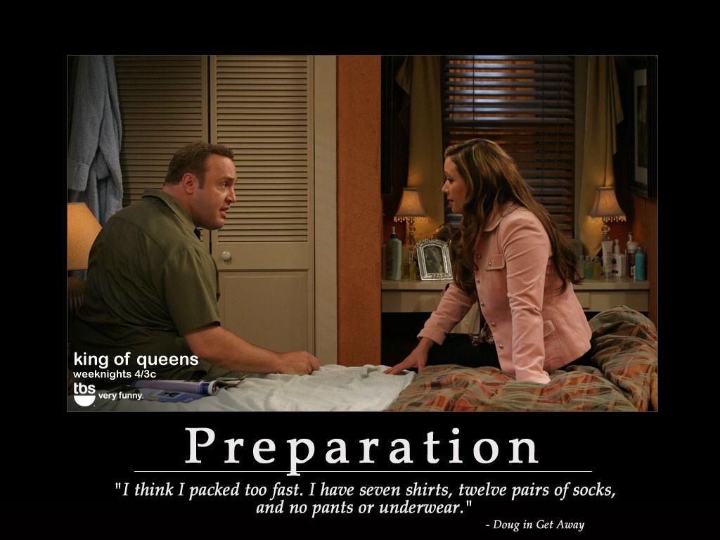 Preparation Quote 6 Picture Quote #1