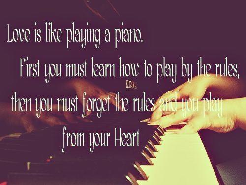 Piano Quote 4 Picture Quote #1