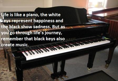 Piano Quote 6 Picture Quote #1