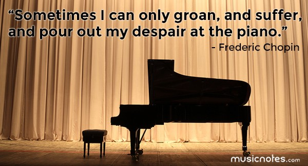 Piano Quote 7 Picture Quote #1