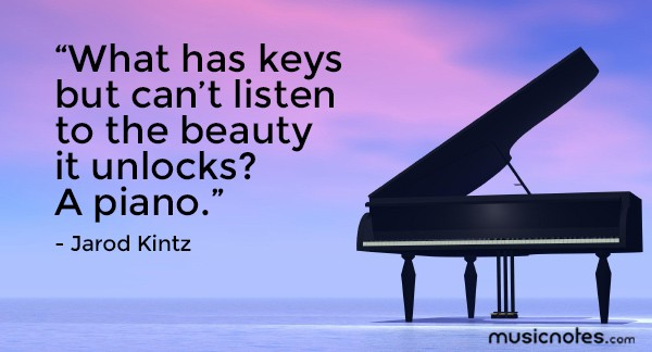 Piano Quotes | Piano Sayings | Piano Picture Quotes