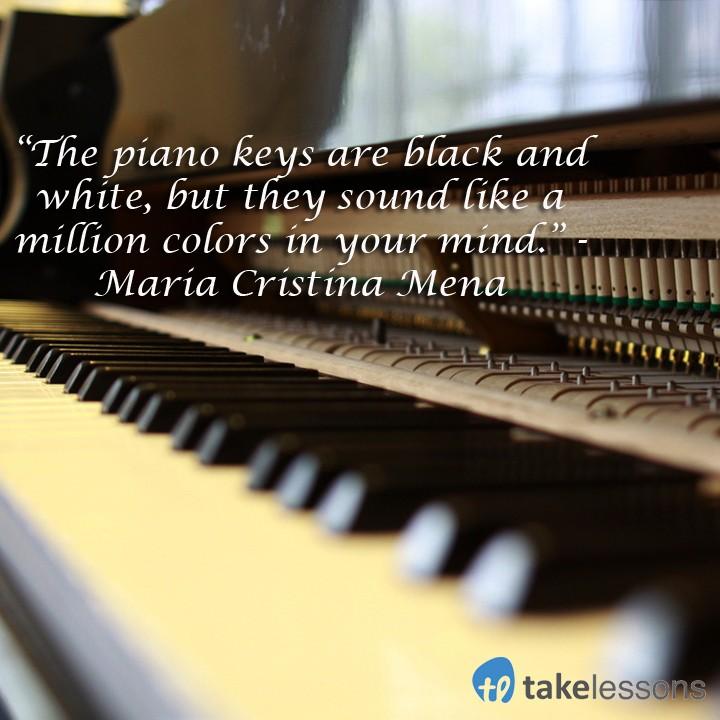 Piano Quote 11 Picture Quote #1