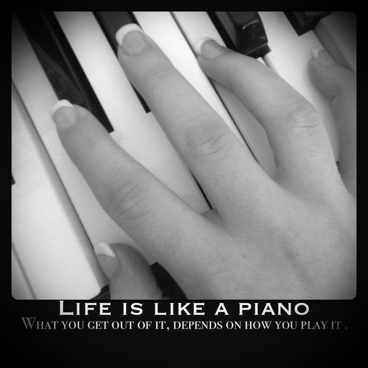 Piano Quote 13 Picture Quote #1