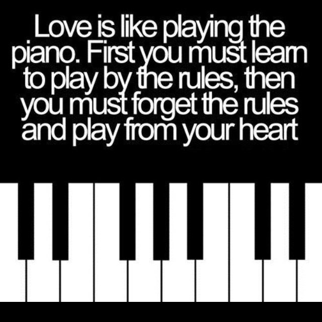 Famous Piano Quote 1 Picture Quote #1